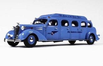 "1936 Chevrolet Limousine ""Pan American Airways"""