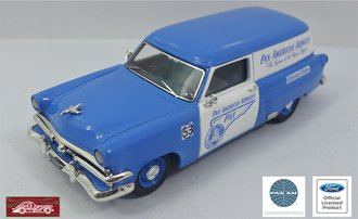 "1:43 1953 Ford Courier ""Pan American Airways - The System of the Flying Clippers"""