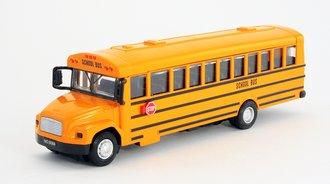 Freightliner School Bus (Yellow)