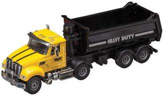 1:50 Kenworth Dump Truck (Yellow/Black)