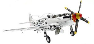 """P-51 Mustang """"Old Crow"""""""