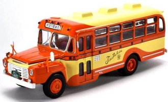 1:43 Isuzu BXD-30 Japanese Commuter Bus (1966)