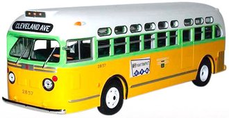 1:43 GM TDH-3519 Bus
