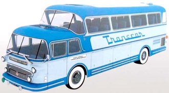 1:43 Isobloc 656 DH Panoramic (1956)