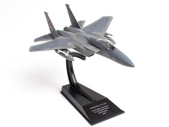 1:100 McDonnell Douglas/Boeing F-15C Eagle, 123rd FS, 142nd FW, Oregon National Guard, 2005