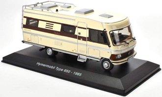 1:43 1980 Mercedes-Benz Hypermobil Type 650 Camper
