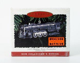 Lionel Ornament - 700E Hudson Steam Locomotive