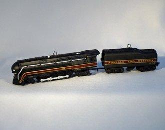 Lionel Ornament - 1999 Set - 746 Steam Engine & Tender