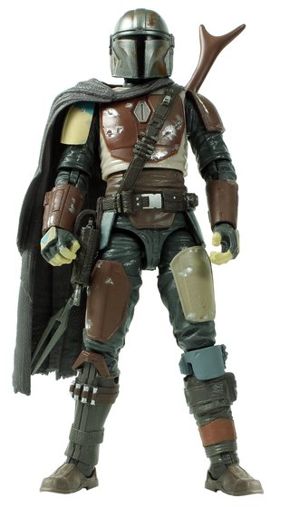 Star Wars The Black Series - The Mandalorian Action Figure