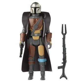 Star Wars The Retro Collection - The Mandalorian Action Figure