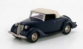 1936 Ford Roadster (Navy Blue)