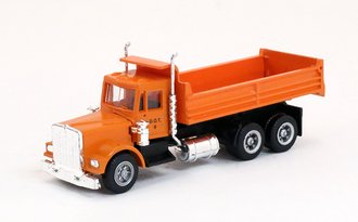 "State Highway Dump Truck ""D.O.T"" (Orange)"