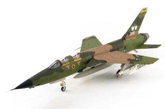 F-105G Thunderchief Wild Weasel USAF 561st TFS Wild Weasels, #63-8320, Vietnam, 1967