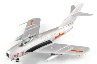Shenyang J-5 Fresco PLAAF, Red 0101, China, 1956