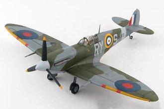 "Supermarine Spitfire Mk V RAF No.313 Sqn ""BL973, Stanislav Fejfar"" May 1942"