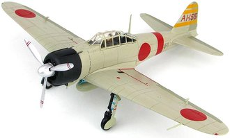 A6M2 Zero-Sen/Zeke IJNAS, AI-155, Shigeu Itaya, IJN Carrier Akagi, December 7th,1941