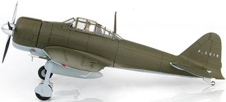 """A6M2b Zero Type 21, Chinese Air Force, 1942-43 """"Captured"""""""