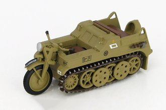 NSU Sd.Kfz.2 Kettenkrad German Army 20.PzDiv, USSR, 1944