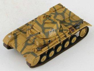 Panzer II Ausf C, Libya, 1942