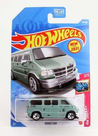 """Dodge Van """"Mooneyes"""" (Green)"""