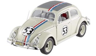 Elite 1:18 The Love Bug 1962 VW Herbie