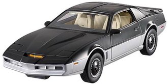 "Elite 1:18 Knight Rider K.A.R.R. ""Knight Automated Roving Robot"""