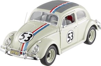 Elite 1:18 Herbie Goes To Monte Carlo