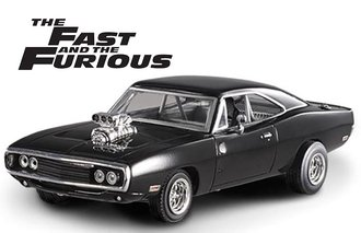 Elite 1:43 The Fast and the Furious 1970 Dodge Charger