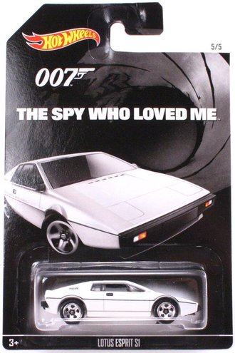 1:64 James Bond The Spy Who Loved Me - Lotus Esprit S1