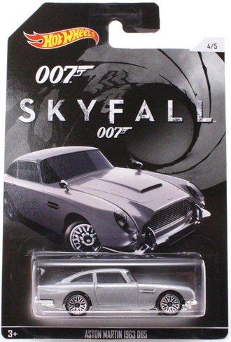 1:64 James Bond Skyfall - 1963 Aston Martin DB5