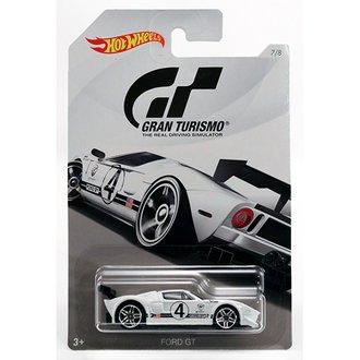 1:64 Gran Turisimo - Ford GT (White)