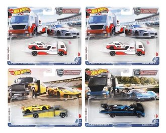 1:64 Car Culture Team Transport 2021 Release N (Case of 4)
