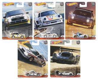 1:64 Hot Wheels 2020 Premium - Car Culture - Hill Climbers (Case of 10)