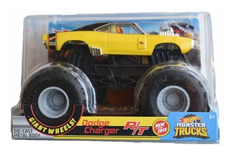 1:24 Monster Truck - Dodge Charger R/T (Yellow)