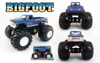 1:24 Monster Truck - Bigfoot 4x4x4 (Blue)