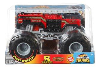 1:24 Monster Truck - 5 Alarm (Red)