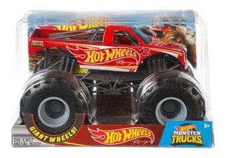 1:24 Monster Truck - Hot Wheels (Red)