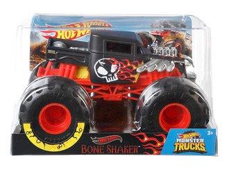 1:24 Monster Truck - Bone Shaker (Matte Black)
