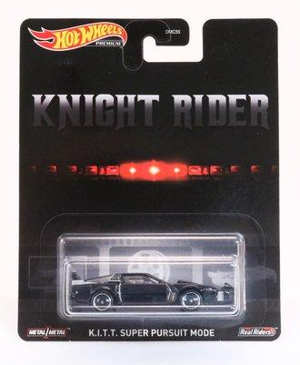 1:64 Knight Rider™ K.I.T.T. Super Pursuit Mode