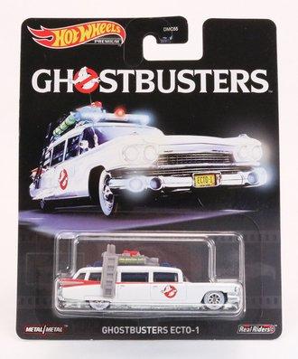 1:64 Ghostbusters™ Ecto-1 1959 Cadillac Ambulance