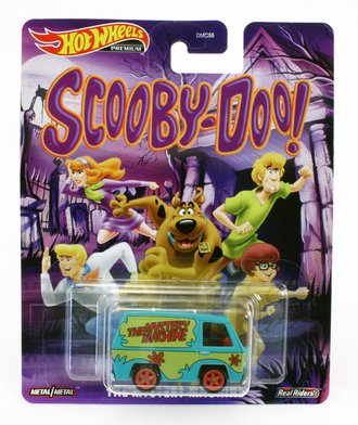 Scooby-Doo! The Mystery Machine