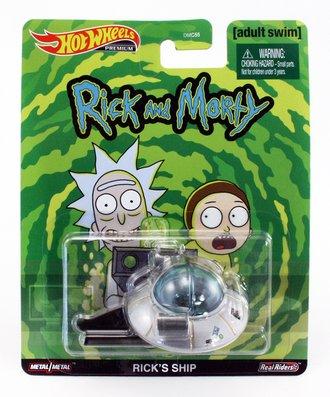 Rick & Morty Spaceship