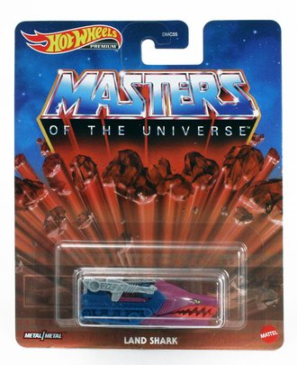 Masters of the Universe Land Shark