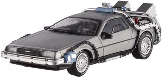 Elite 1:43 Back to the Future DeLorean