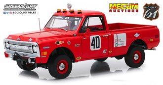 "1:18 1969 Chevrolet C-10 Baja 1000 ""Steve McQueen"" (1930-1980)"