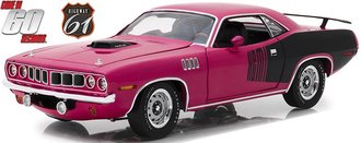 "1:18 1971 Plymouth HEMI Cuda ""Gone in 60 Seconds (2000)"" - ""Shannon"""