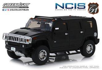 1:18 NCIS (2003-18 TV Series) - 2006 Hummer H2