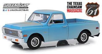 1:18 The Texas Chain Saw Massacre (1974) - 1971 Chevrolet C-10
