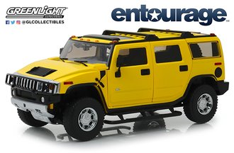 1:18 Entourage (2004-2011 TV Series) - 2003 Hummer H2