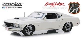 1:18 Barrett-Jackson Scottsdale 2018 - 1969 Ford Mustang BOSS 429 (Lot #1410)